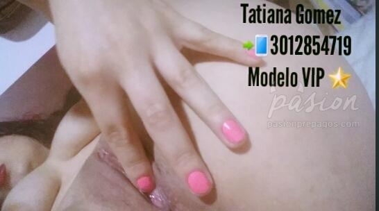 Foto 10 de Tatiana Gomez VIP 3012854719