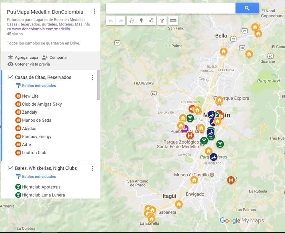 Mapa de Doncolombia