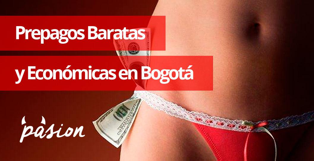 Foto de una prepago barata de Bogotá con dólares