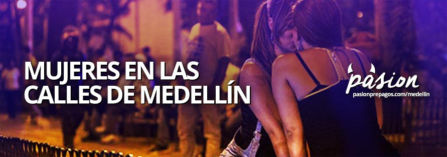 Image for subtitles Where You Find Women Medellin in the Streets