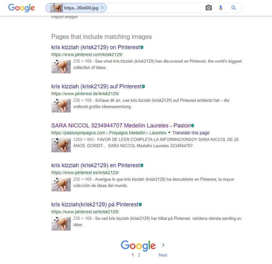 resultados busqueda imagenes google